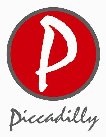 PICCADILLY LOGO 22mm